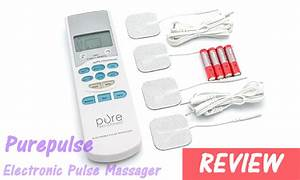 Purepulse Electronic Pulse Massager Review