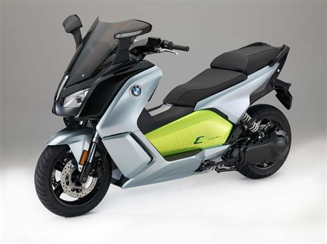 Bmw Moped by Bmw C Evolution Electric Scooter Finally Coming To The Usa