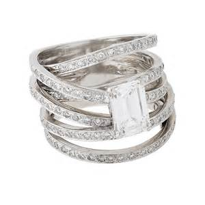 contemporary engagement rings a contemporary white gold ring buy white gold wedding ring