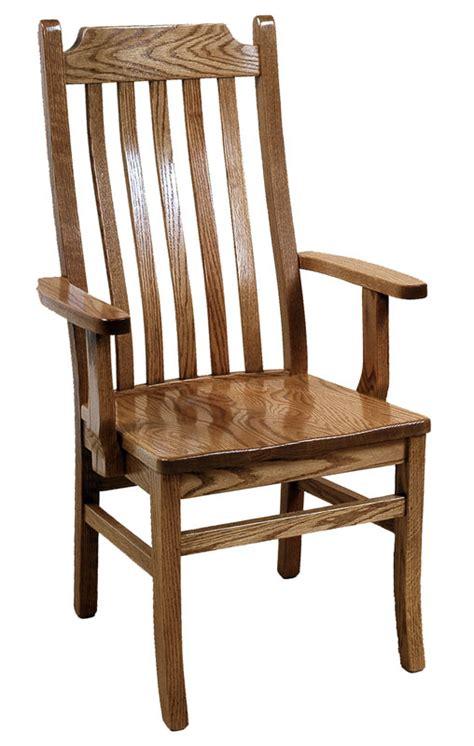 96 mission arm chair ohio hardwood furniture