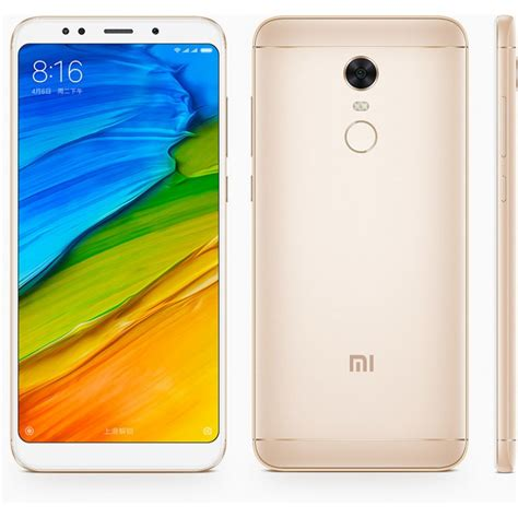 Xiaomi Redmi 5 Plus (3GB/32GB) Gold