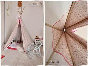 Tipi Petite Fille : le tipi de lily rose lifestyle mode d co maman diy ~ Teatrodelosmanantiales.com Idées de Décoration