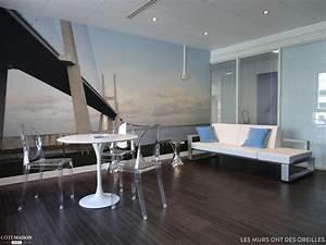agencement et decoration d39un espace detente dans une With marvelous photo deco terrasse exterieur 5 deco bureau entreprise