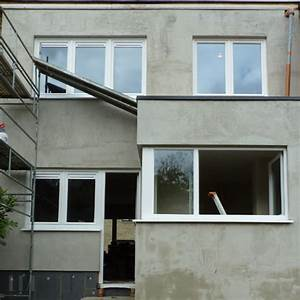 Lia architecture extension d39une maison mitoyenne for Isolation phonique maison mitoyenne