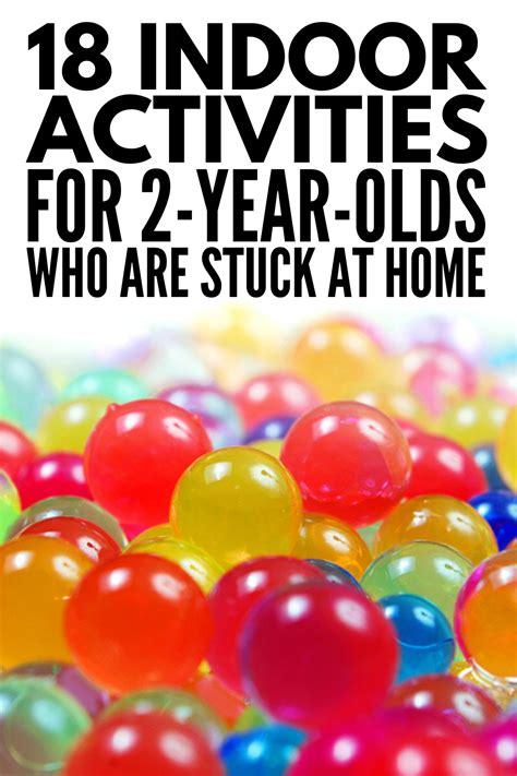 fun  easy  indoor activities   year olds