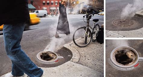 19 creative exles of guerrilla street marketing