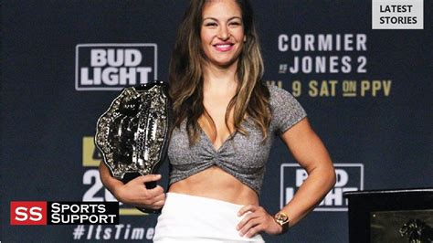 Top 10 Most Popular Hottest Mma Female Fighters In The