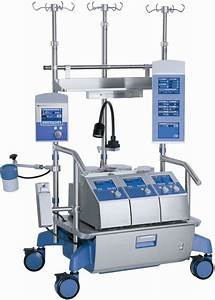 3 Photograph Of A Typical Heart  Lung Machine  Courtesy Of