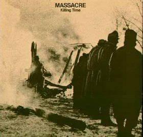 Killing Time (Massacre album) - Wikipedia