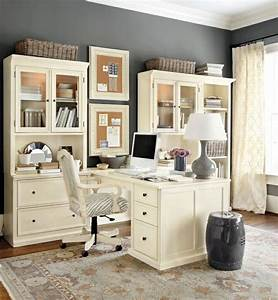 Home office ideas working from home in style for Home office idea