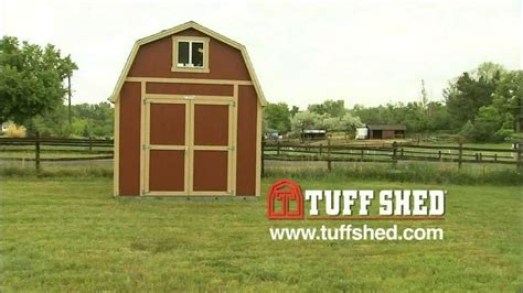 Home Depot Tuff Shed Commercial by Tuff Shed Tv Commercial Options Ispot Tv