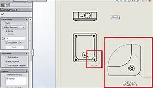 Section Drawing Solidworks images