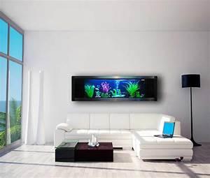 Aquarium In Wall Home Design Ideas  Pictures  Remodel