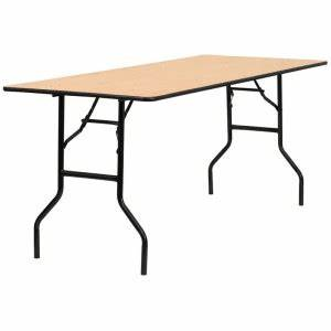 Banquet Table Sizes - GROUP R Products