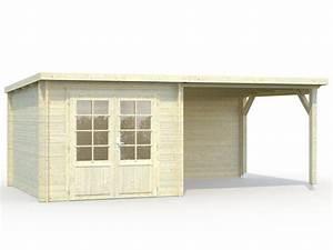 Pool House Toit Plat : pool house ella de15 m abri de jardin palmako ~ Melissatoandfro.com Idées de Décoration