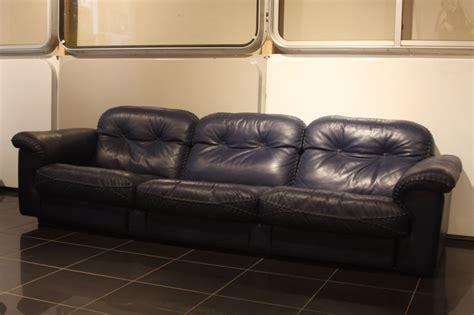 canapé modulable en cuir canape modulable de sede en cuir