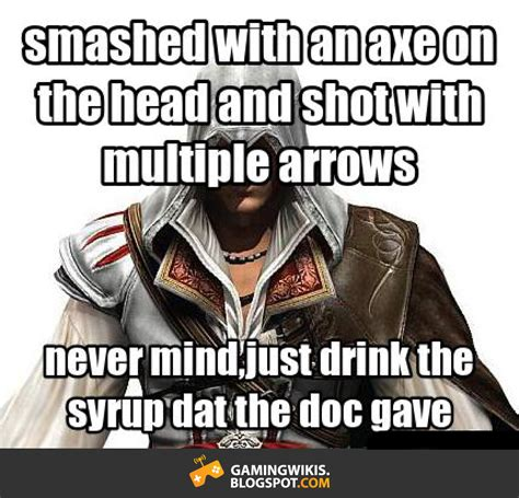Funny Assassins Creed Memes - your gaming blog for better gaming 15 funny gaming memes