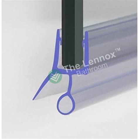 shower door sweep shower door seal bottom 6 10mm glass