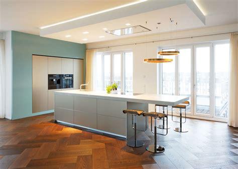 Küche Trockenbauwand