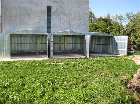 Costruzione Box Auto by Box Auto Rizzotto Costruzioni Metalliche