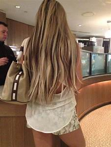 Blonde hair with dark brown highlights | Brown Blonde ...