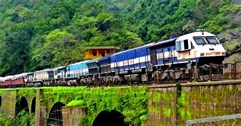 Indian Railways To Be World's First 100% Electric Railways ...