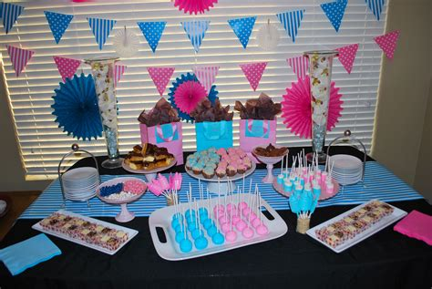 Gender reveal parties have become a huge event for both genders. Our Gender Reveal Party | Gender reveal party food, Gender reveal party, Gender reveal party games