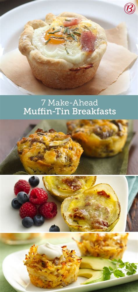 muffin tin recipes 7 make ahead muffin tin breakfasts brunch favorite recipes and muffin tin recipes