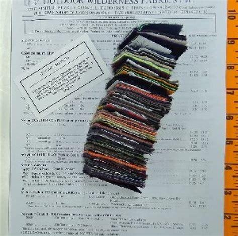 Nylonwoven Fabric Samples