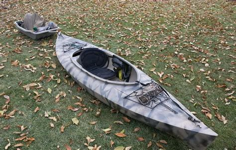 Duck Hunting Boat Stabilizer by Cool Tow Behind Trailer Kayaking Pinterest Trailers