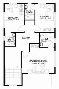 100 square meters house floor plan Google Search Houses