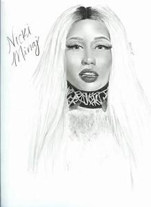 Nicki Minaj Part 3 by BLNart18 on DeviantArt