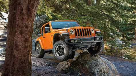 Wrangler Image by Jeep 174 Wrangler Rubicon Wins Four Wheeler Quot 2019 Suv Of The