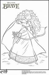 Coloring Disney Princess Pages Brave Merida Princesses Printable Minister Colors Sheets Drawing Books Belle Familyfriendlywork November Printables Teamcolors Team Category sketch template