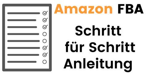 Hausbau Schritt Für Schritt Anleitung by Schritt F 252 R Schritt Anleitung Fba Checkliste Zum