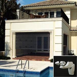 Retractable Screens For Oversized Openings
