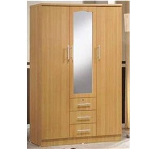 Two Door Wardrobes For Sale by 3 Door Wardrobe With Shelves Drawers Beds And More
