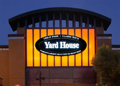 Yard House Locations by Downtown Locations Yard House Restaurant