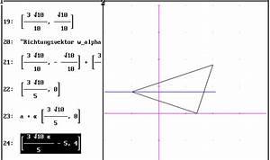 Innenwinkel Dreieck Berechnen Vektoren : die 4 merkw rdigen punkte im dreieck ~ Themetempest.com Abrechnung