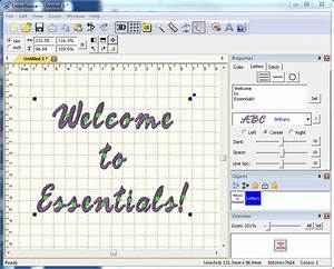 embrilliance embroidery software for mac and pc With lettering software for embroidery machines