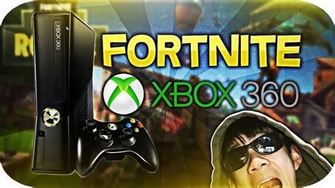 Can You Play Fortnite On An Xbox 360 Free Vbucks No Human Verification Season 4