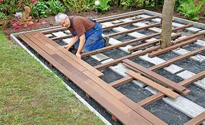 Holzterrasse Bauen Kosten : terrasse bauen unterbau wpc holzterrasse bauanleitung unterbau einer wpc terrasse wpc terrasse ~ Sanjose-hotels-ca.com Haus und Dekorationen