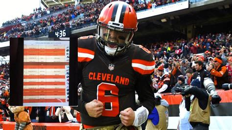 report  leaked  browns  schedule daily snark