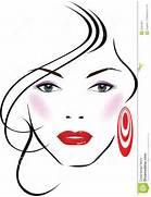 Beautiful Girl Royalty Free Stock Photography - Image  22984807  Beautiful Lady Face Clip Art