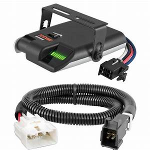 Curt Venturer Electric Brake Controller  U0026 Wiring Kit For