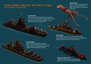 RA2 Mod- Soviet Naval Units by Harry-the-Fox on DeviantArt