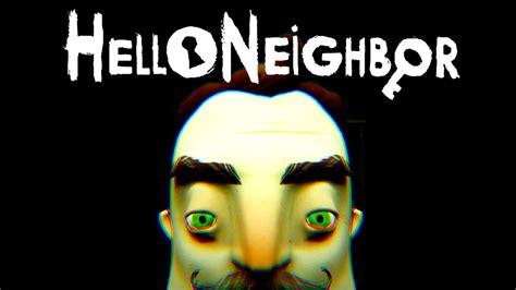 hello neighbor alpha 4 gameplay gamespot