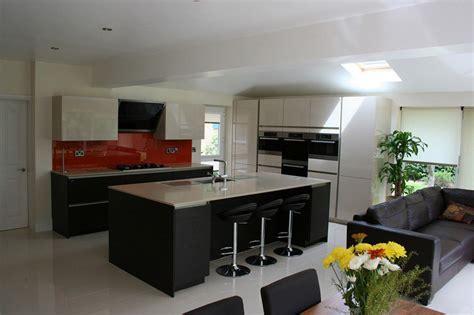 decoration cuisine americaine salon cuisine ouverte sur salon en 55 idées 39 39 open space 39 39 superbes
