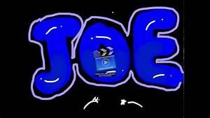 Graffiti Name Art----Joe - YouTube