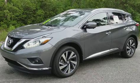 nissan murano sv review  sale release date